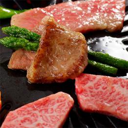 長崎和牛カルビ焼肉セット