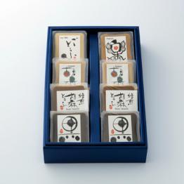 伝統長崎胡麻とうふ8個入