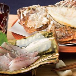 鮮魚おまかせセット